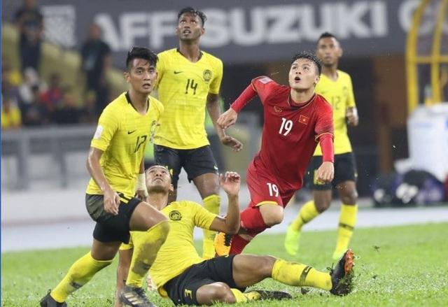 Đội tuyển Việt Nam thuận lợi ở cuộc đua ngôi đầu tại vòng loại World Cup