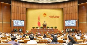 Quốc hội tiếp tục thảo luận về tình hình kinh tế xã hội