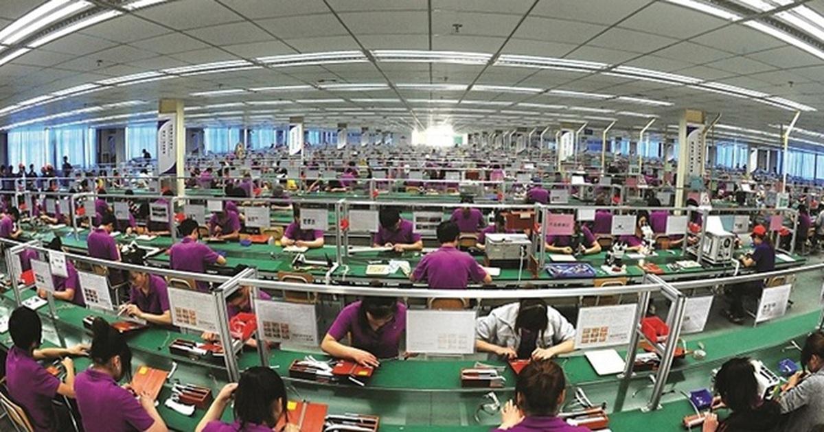 Chuyển dịch đầu tư: Cờ tới tay, Việt Nam phất thay Trung Quốc?