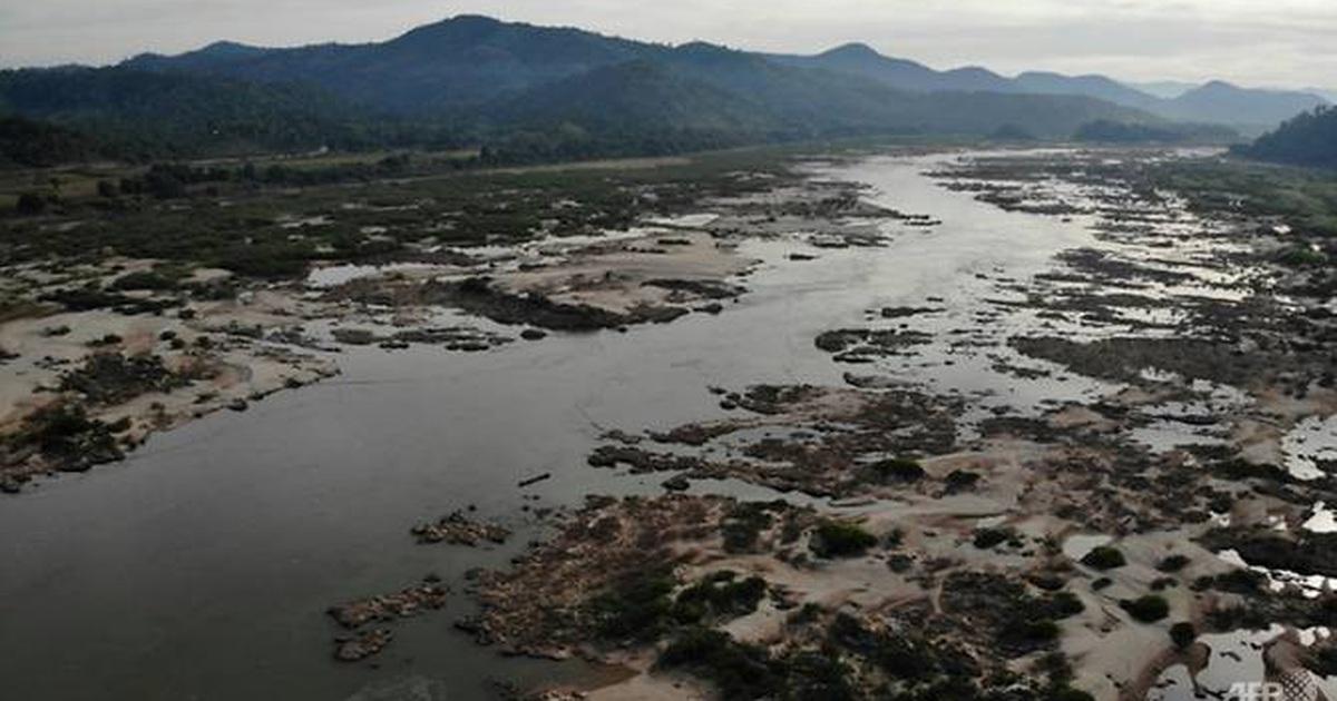 Các nước hối thúc Trung Quốc minh bạch về các đập trên sông Mekong
