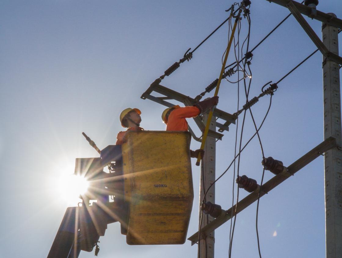 Công suất tiêu thụ hệ thống điện đạt mức kỷ lục 38.300 MW