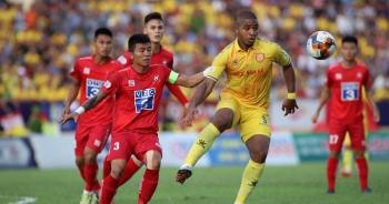 CLB Nam Định thua đau trên sân nhà trước CLB Hải Phòng