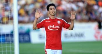 Công Phượng ghi bàn, TPHCM thắng đậm SL Nghệ An