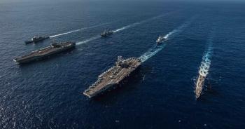 Nguy cơ xung đột quân sự Mỹ - Trung cao chưa từng có