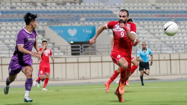 Những khoảnh khắc đội tuyển Việt Nam thoát thua trước Jordan - 1