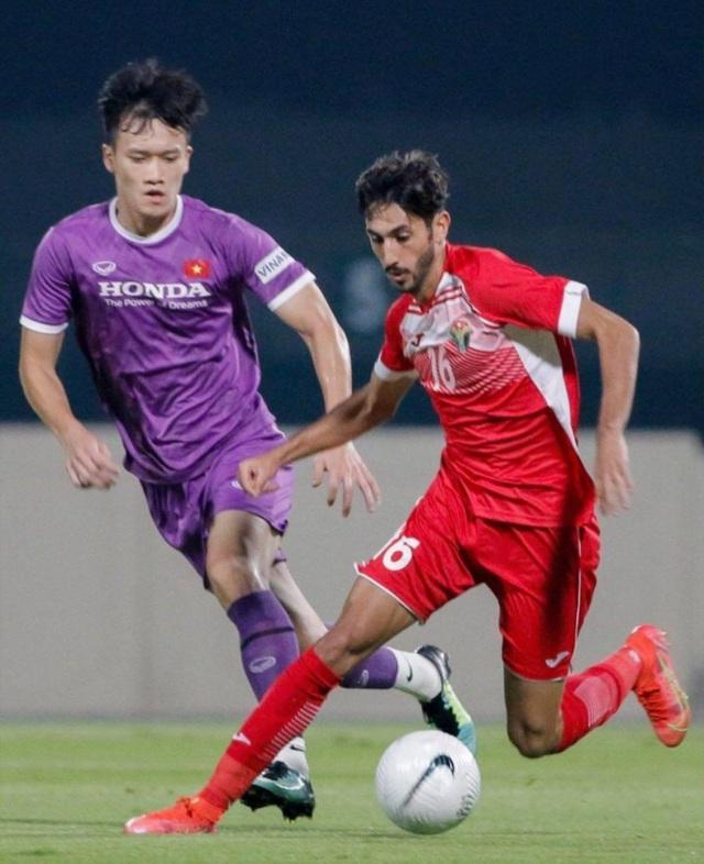 Những khoảnh khắc đội tuyển Việt Nam thoát thua trước Jordan - 2