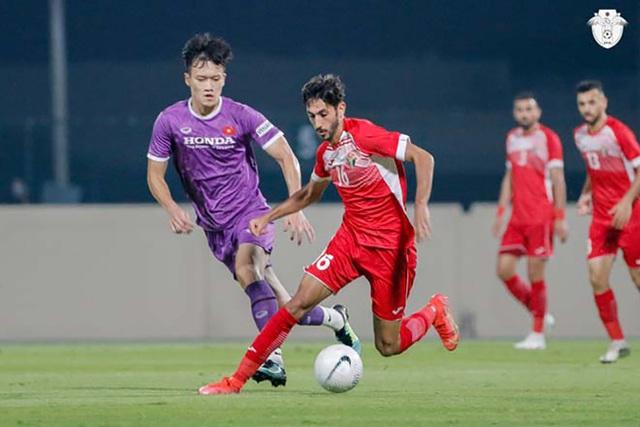 Những khoảnh khắc đội tuyển Việt Nam thoát thua trước Jordan - 3