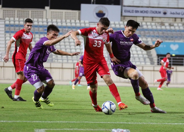 Những khoảnh khắc đội tuyển Việt Nam thoát thua trước Jordan - 4