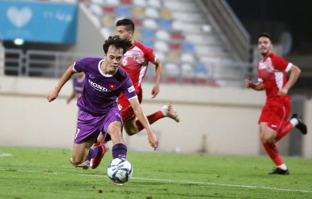Những khoảnh khắc đội tuyển Việt Nam thoát thua trước Jordan - 5