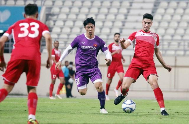 Những khoảnh khắc đội tuyển Việt Nam thoát thua trước Jordan - 6