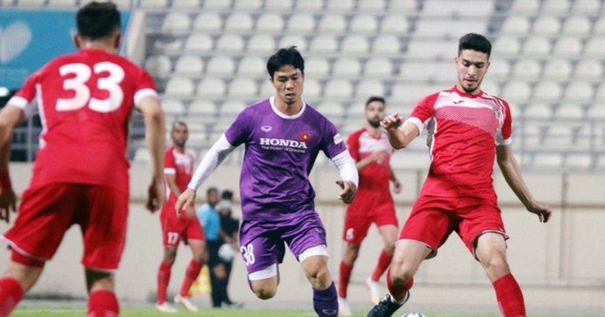 Những khoảnh khắc đội tuyển Việt Nam thoát thua trước Jordan