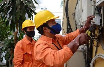 Tiêu thụ điện cao kỷ lục với công suất đỉnh là 41.549 MW
