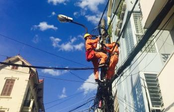 EVN: Sản lượng điện tiêu thụ tiếp tục lập kỷ lục