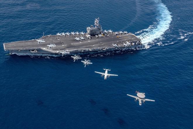 Mỹ tăng gấp đôi số lần xuất kích máy bay trinh sát Biển Đông - 1