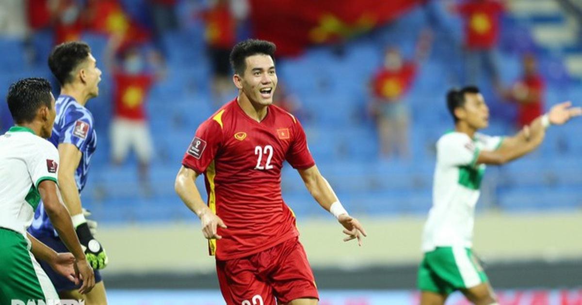 CĐV Indonesia ngả mũ bái phục sau thảm bại trước đội tuyển Việt Nam