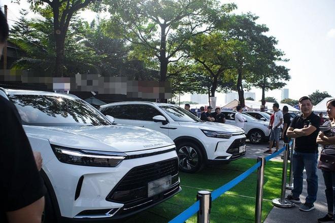 Ô tô Trung Quốc đổ bộ vào ASEAN, thị trường Việt Nam có thể gay gắt nhất - 3
