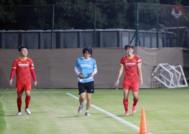 Văn Toàn hồi phục thần tốc trước thềm trận đấu với Malaysia - 1
