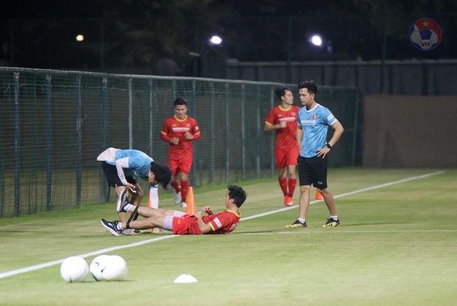 Văn Toàn hồi phục thần tốc trước thềm trận đấu với Malaysia - 2