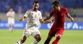 UAE - Indonesia (23h45 ngày 11/6): Chờ bất ngờ động trời