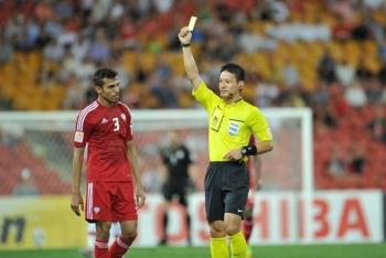 Trọng tài người Nhật Bản điều khiển trận tuyển Việt Nam gặp Malaysia