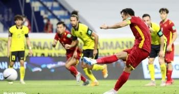 Cầu thủ nào chơi hay nhất của đội tuyển Việt Nam ở trận gặp Malaysia?