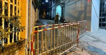 Phú Thọ xuất hiện ca dương tính về từ Hà Nội, cách ly 12 hộ gia đình
