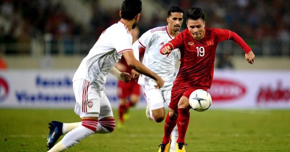 """BLV Quang Huy: """"Đội tuyển Việt Nam đủ sức chiến thắng UAE"""""""
