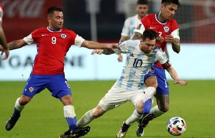 Link xem trực tiếp Argentina vs Chile (Copa America 2021), 4h ngày 15/6