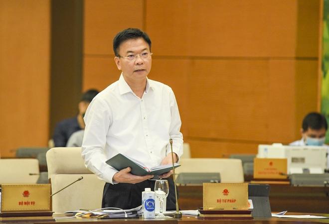 Lãnh đạo Quốc hội sốt ruột với luật Đất đai, Bộ trưởng khẳng định không lùi - 2