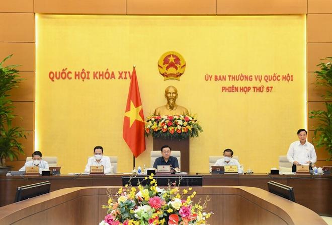 Lãnh đạo Quốc hội sốt ruột với luật Đất đai, Bộ trưởng khẳng định không lùi - 1