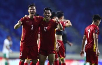 Link xem trực tiếp UAE vs Việt Nam (vòng loại World Cup 2022), 23h45 ngày 15/6
