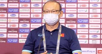 """HLV Park Hang Seo: """"Cầu thủ Việt Nam không được nghĩ hòa UAE là đi tiếp"""""""