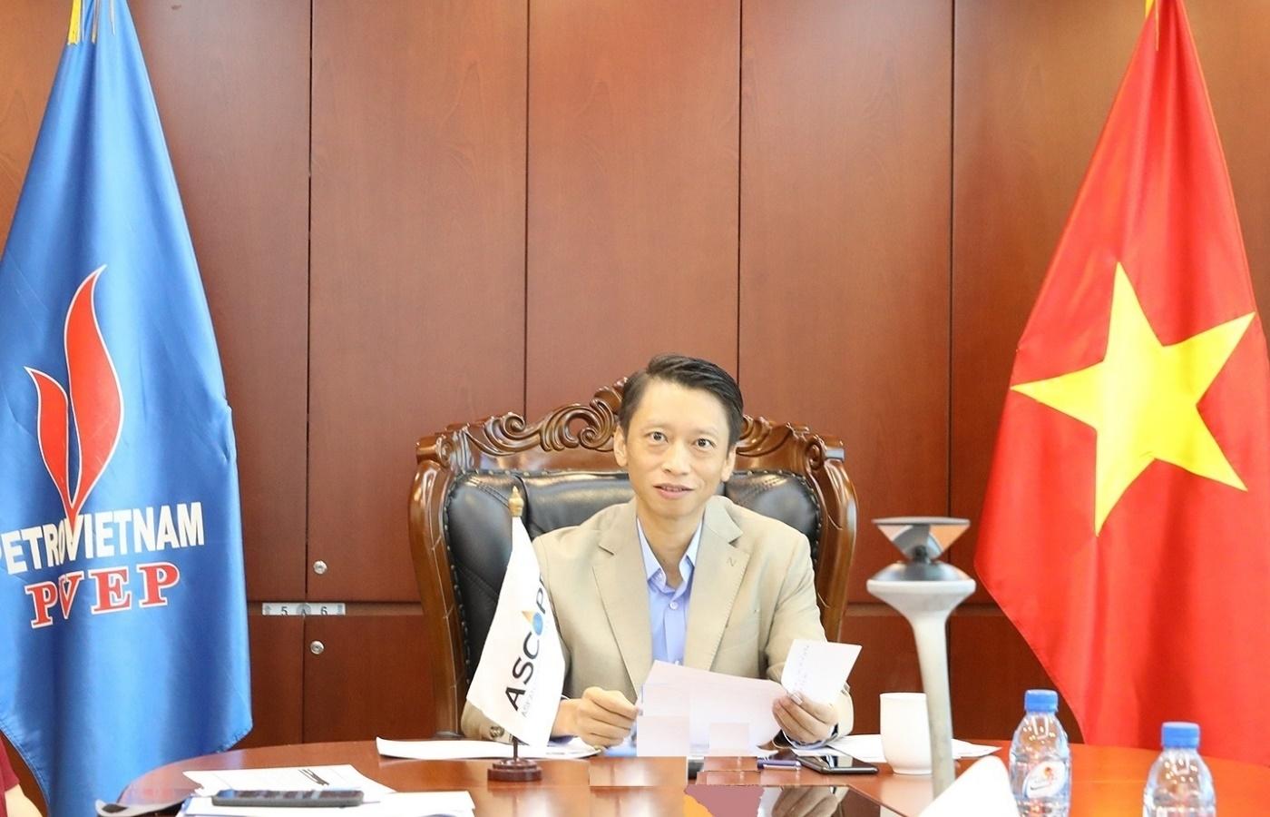 ASCOPE tham dự Hội nghị Quan chức cấp cao Năng lượng ASEAN lần thứ 39