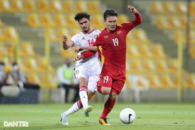 Tuyển Việt Nam hãnh diện với thế giới khi đi tiếp ở vòng loại World Cup - 1
