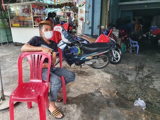 Tiểu thương Sài Gòn vật lộn với dịch dã: Hơn 50 năm chưa từng ế như vậy - 3
