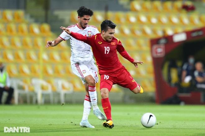 HLV Park Hang Seo hò hét, giục đội tuyển Việt Nam tấn công UAE - 2