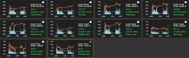 VN-Index vượt đỉnh mọi thời đại, cổ phiếu Vingroup bất ngờ mất ngôi vương - 1