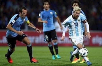 Link xem trực tiếp Argentina vs Uruguay (Copa America 2021), 7h ngày 19/6