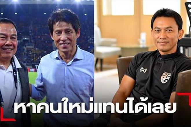 Chuyên gia Thái Lan tích cực tìm người thay HLV Nishino - 2