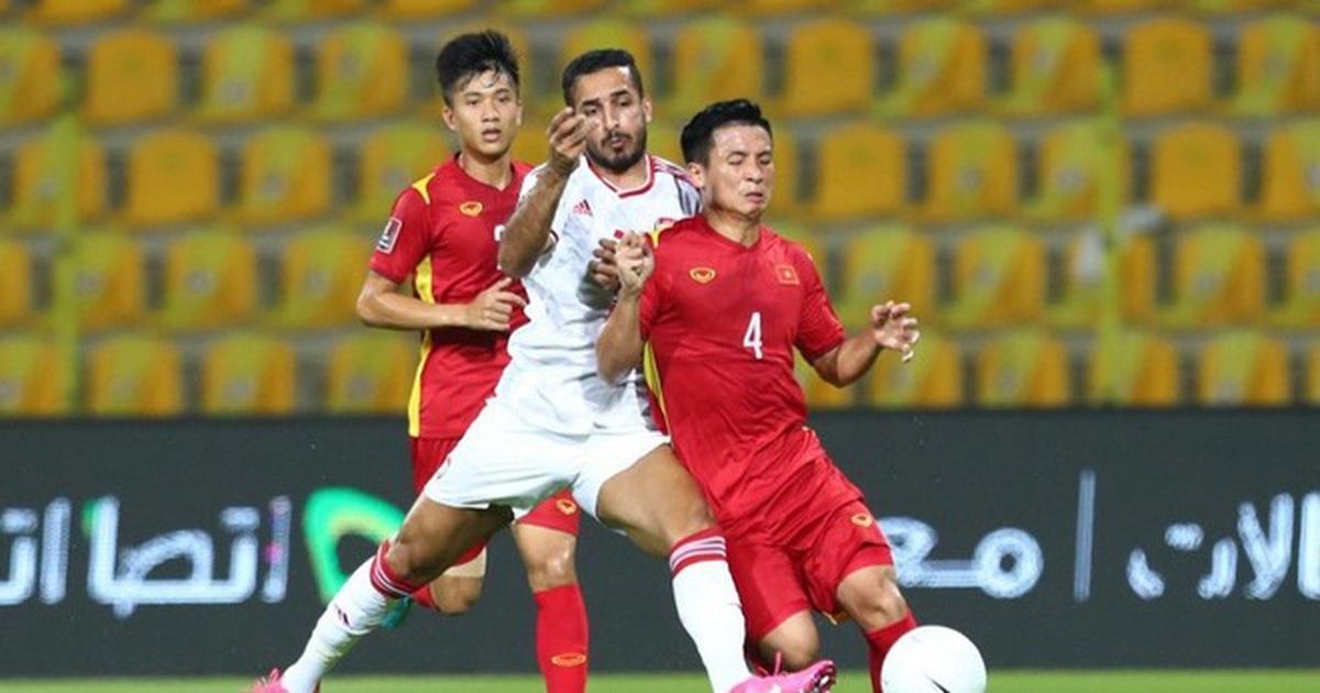 """Bùi Tiến Dũng: """"Bóng đá Việt Nam đang vươn lên cấp độ châu lục và thế giới"""""""