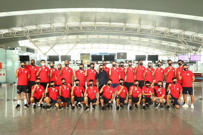 CLB Viettel sang Thái Lan dự AFC Champions League - 1