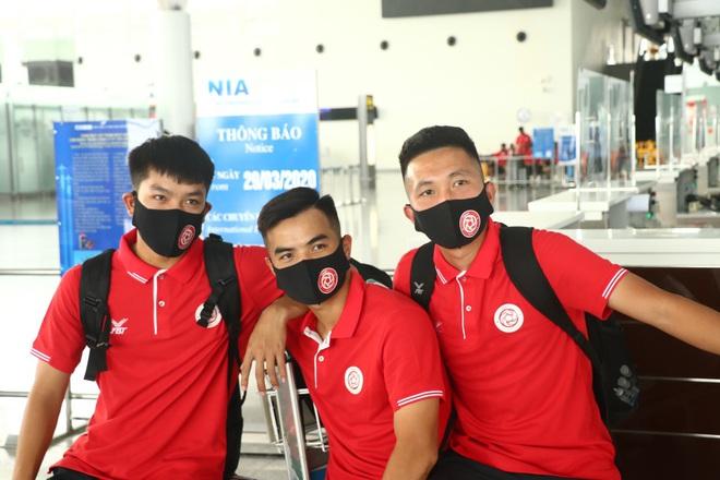 CLB Viettel sang Thái Lan dự AFC Champions League - 2