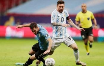 Link xem trực tiếp Argentina vs Paraguay (Copa America 2021), 7h ngày 22/6