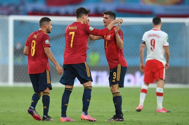 Kịch bản nào đẩy Tây Ban Nha xuống vực sâu ngay từ vòng bảng Euro 2020? - 1