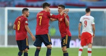 """Kịch bản nào đẩy Tây Ban Nha """"xuống vực sâu"""" ngay từ vòng bảng Euro 2020?"""
