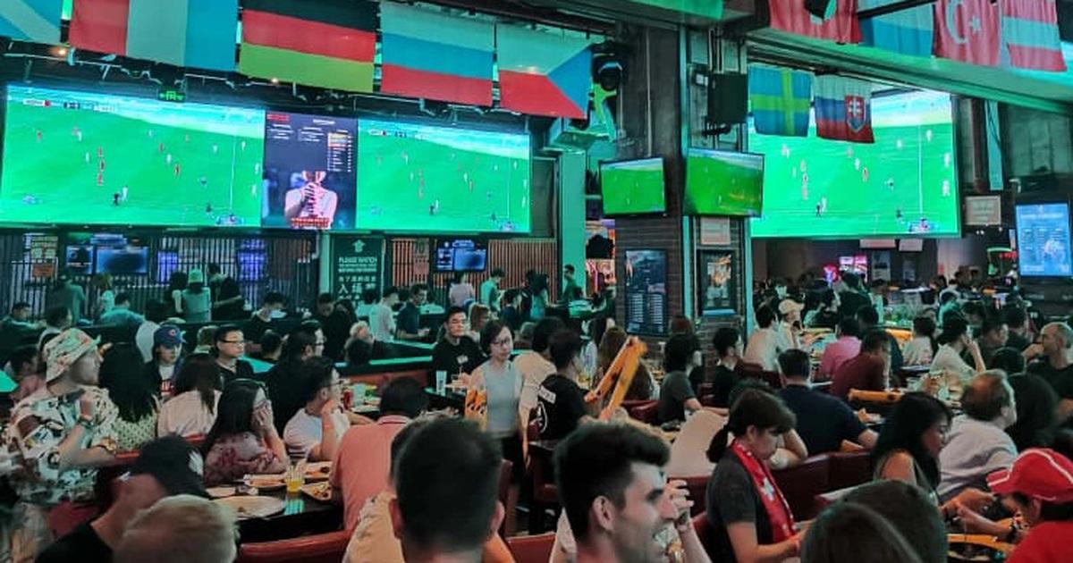 Vì sao doanh nghiệp Trung Quốc vung tiền không tiếc tay cho Euro 2020?