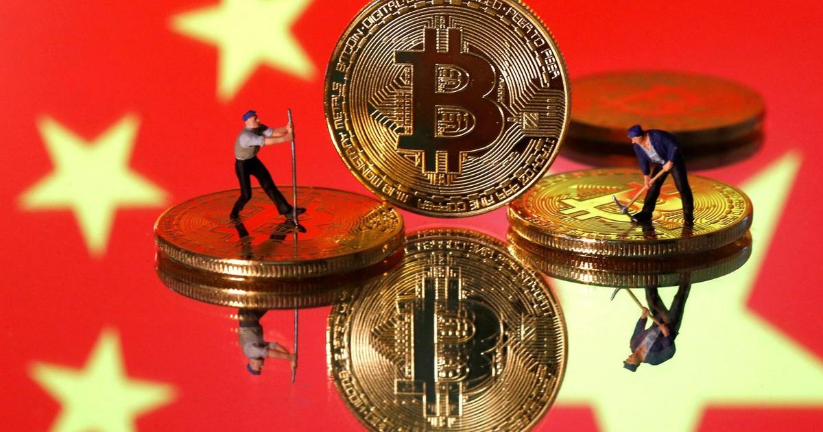 Kỷ nguyên đào tiền mã hóa tại Trung Quốc đã kết thúc?