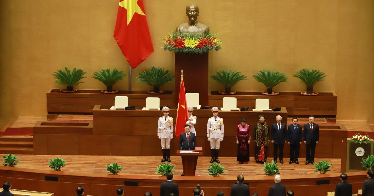Tập trung làm công tác nhân sự tại kỳ họp đầu tiên Quốc hội khóa mới