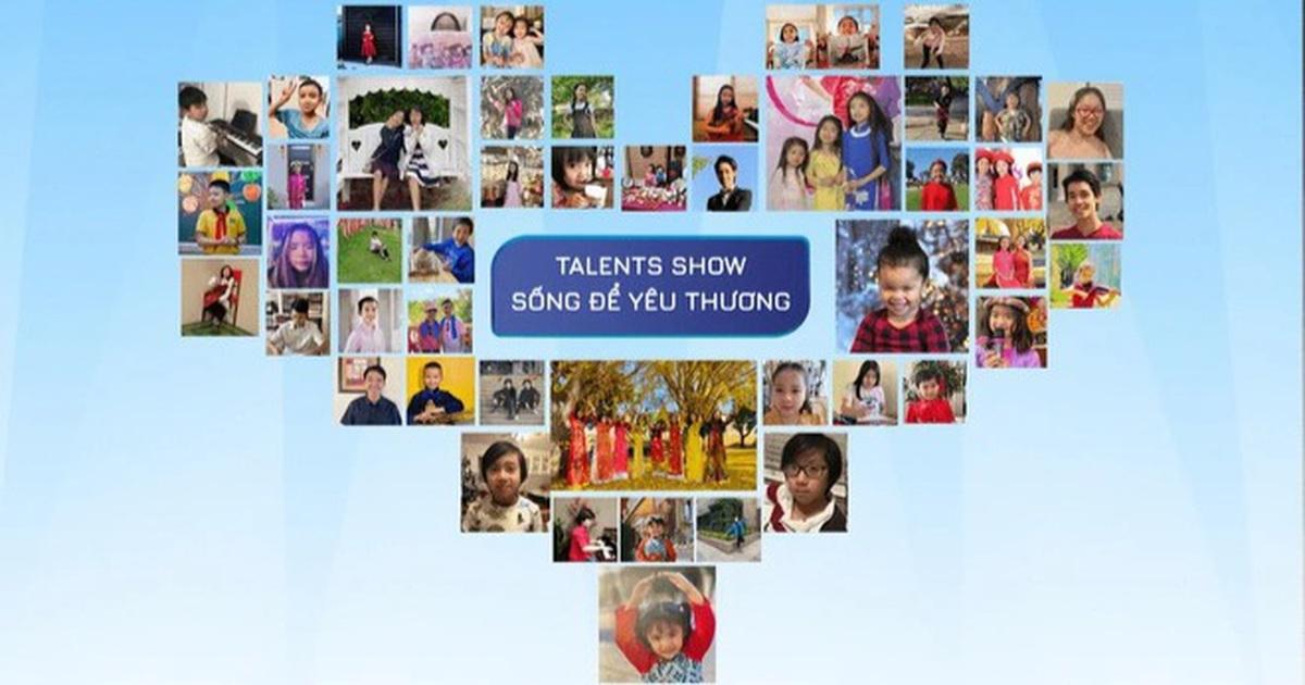Trẻ em Việt khắp thế giới chung tay góp 10.000 liều vắc xin cho Việt Nam