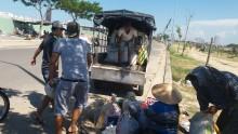 Đà Nẵng:  Đua nhau lặn chíp chíp bán cho Trung Quốc